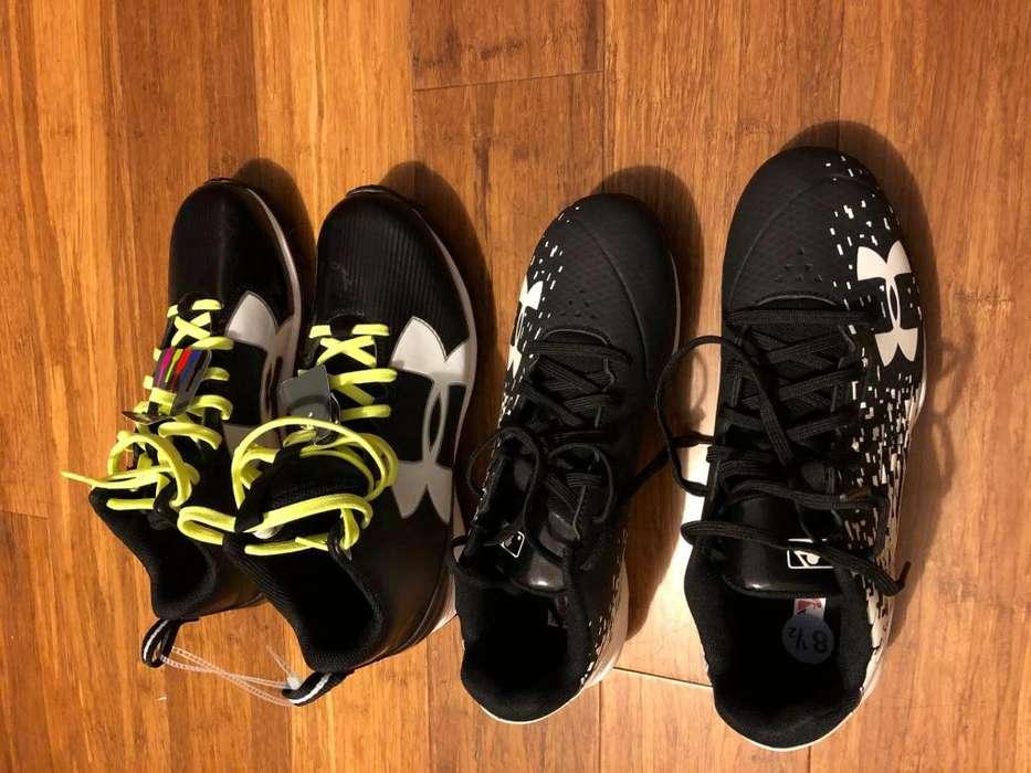 Zapatos de Biesbol nuevos talla 42