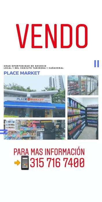 Vendo Micromercado conjunto Tairona 1