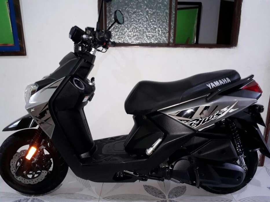 <strong>yamaha</strong> Bws F.i. Modelo 2020.