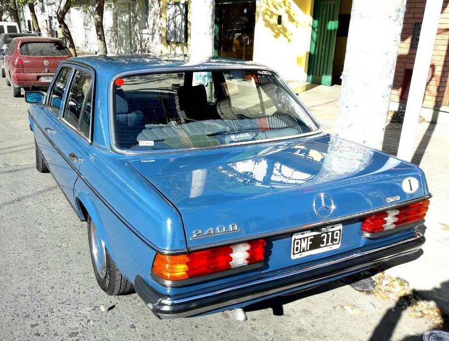<strong>mercedes-benz</strong> Otro 1981 - 215000 km