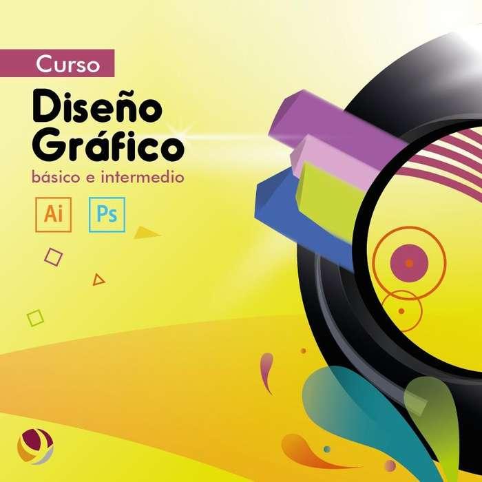 CURSO DE DISEÑO GRÁFICO BÁSICO E INTERMEDIO NOVIEMBRE 2019