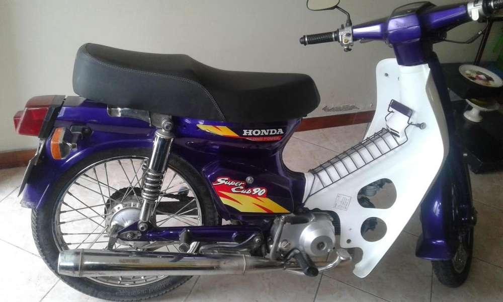 vendo moto c90
