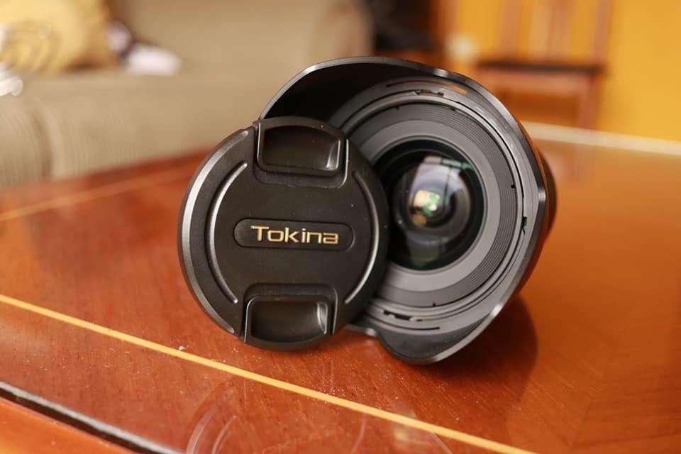 Lente Gran Angular Tokina 11-16mm 2.8