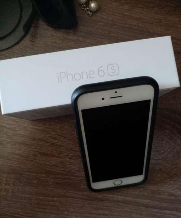 iPhone 6s Gris 64gb Excelente