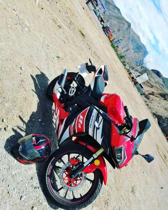 Axxo R9 250cc