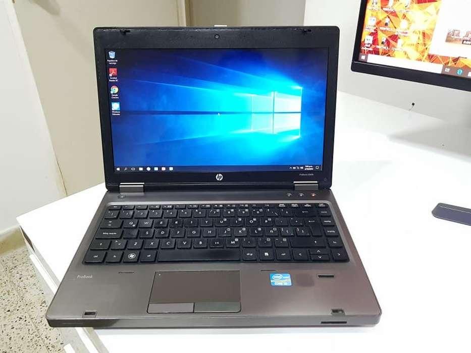 PORTATIL HP CORPORATIVO i5 2da To 2.90GHZ, 500GB DISCO, 4GB RAM DDR3, LECTOR HUELLA