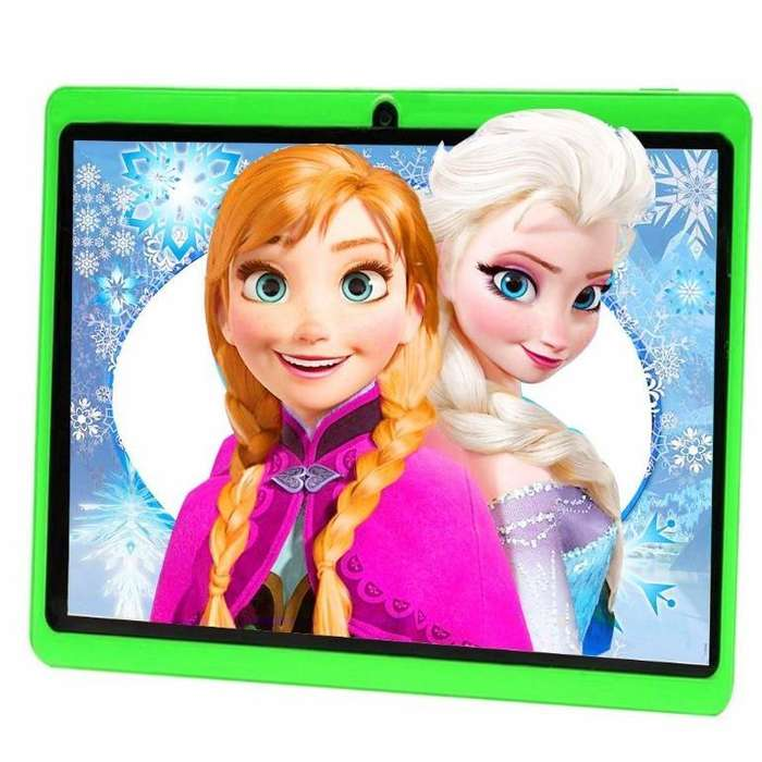 TABLET KIDS JUEGOS ANDROID 5.1 YOUTUBE REDES RAM 1 GB ROM 8 GB QUAD CORE DOBLE <strong>camara</strong> FLASH NUEVAS REYES