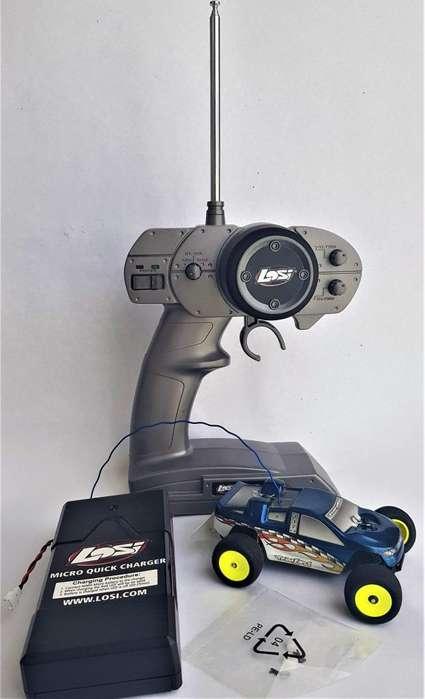 Carro Control Remoto Rc Micro Losi 1en36