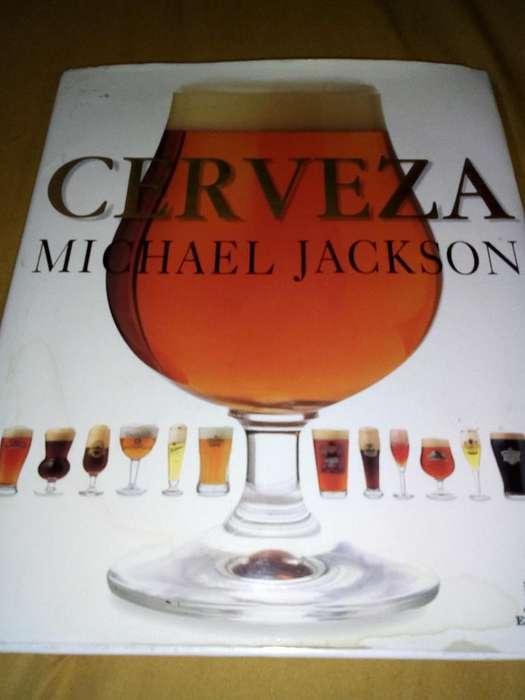 Libro de La Cerveza de Michael Jackson