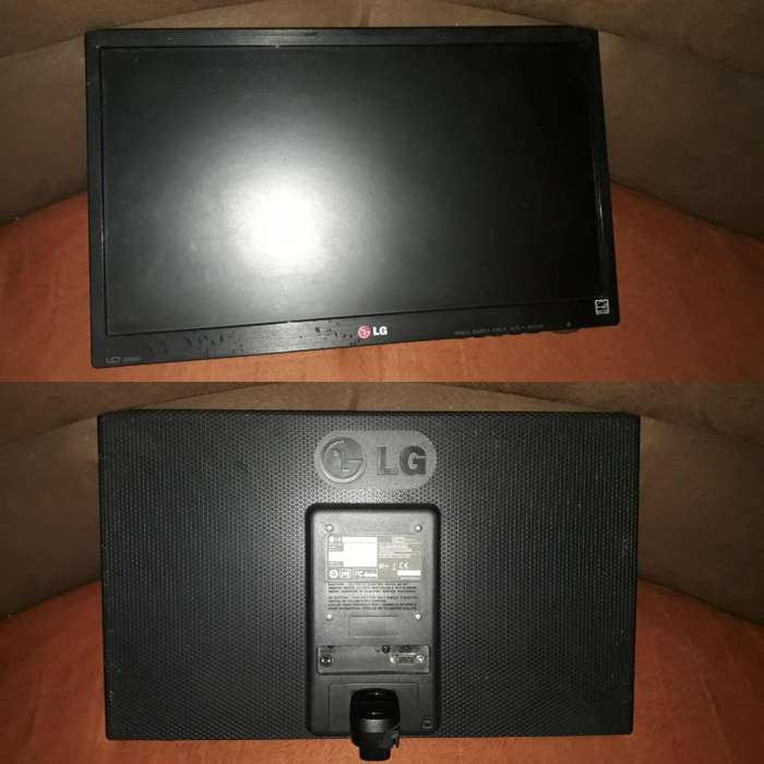 LG <strong>monitor</strong>