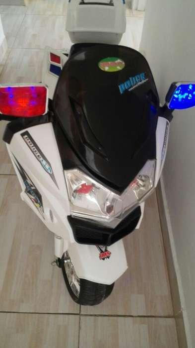 Moto Recargable para Niñ@