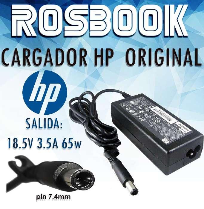 Cargador Notebook Hp Compaq Dv4 Dv5 Dv6 Cq40 Cq50 Cq60 G42