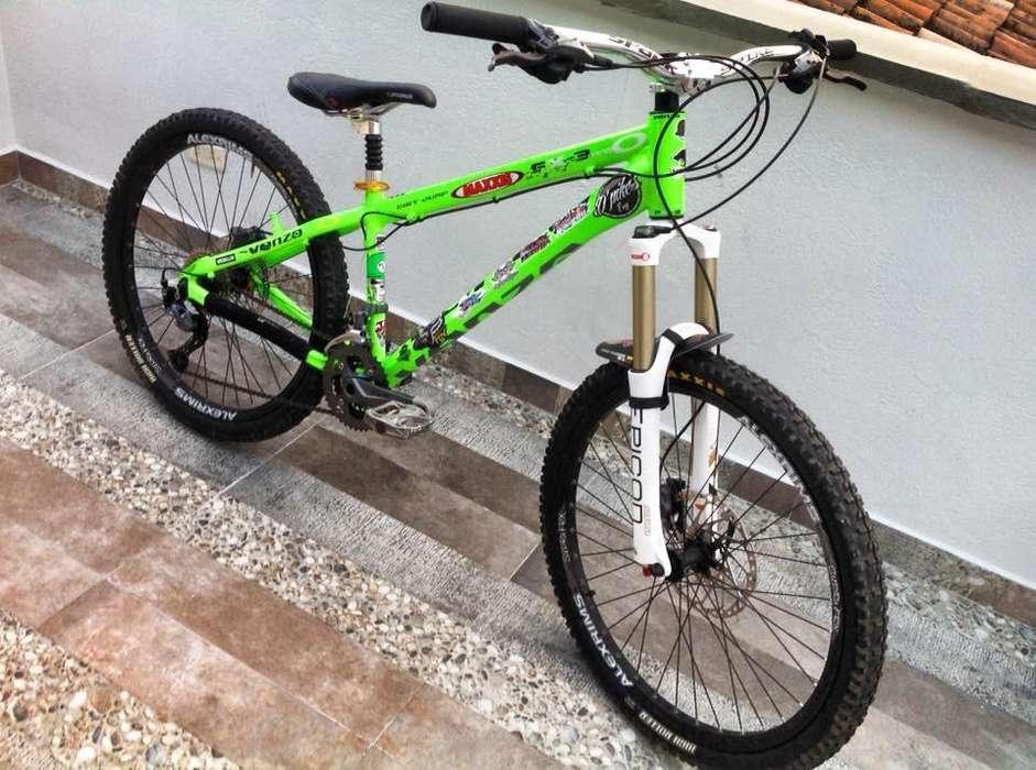 Bicicleta Venzo Fx3-Evo