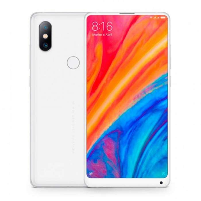 Xiaomi Mi Mix 2s Alta Gama Impecable