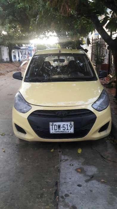 Taxi I10 2012 Barato.al Dia.