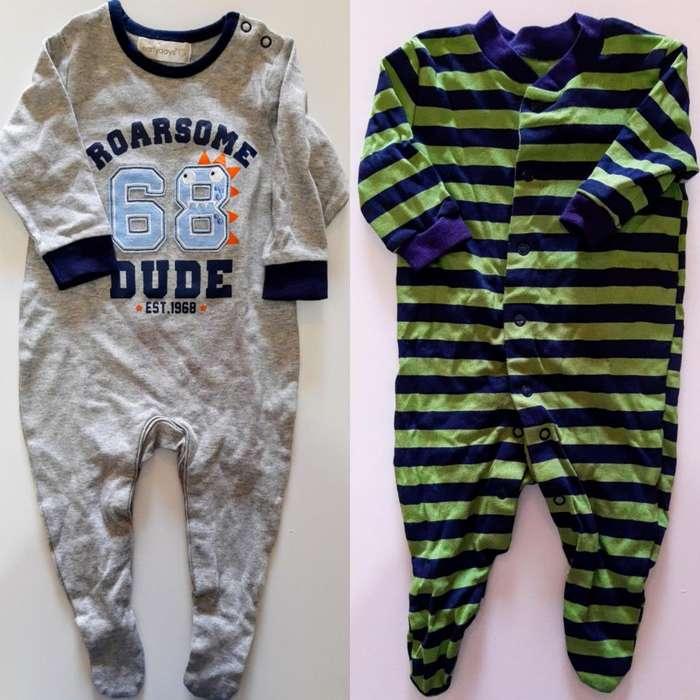 Lote de ropa importada para bebes de 0 a 24 meses