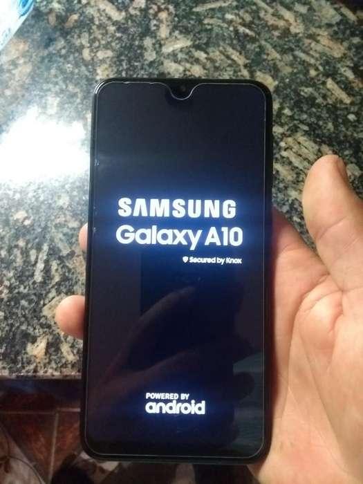 Vendo Samsung A10 Libre Leer