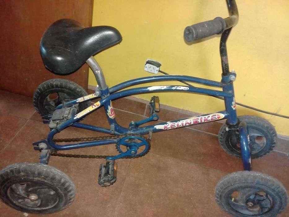 cuatriciclo infantil a pedal ..