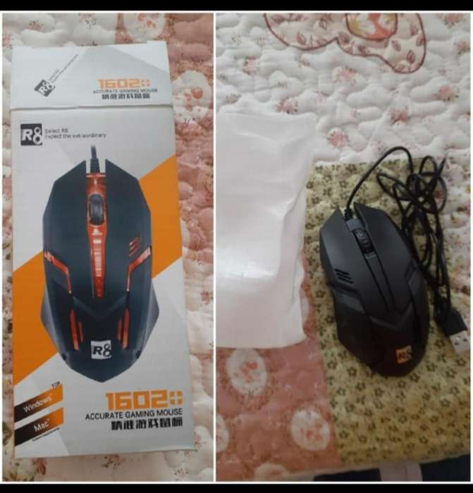Mouse Gamer Nuevo