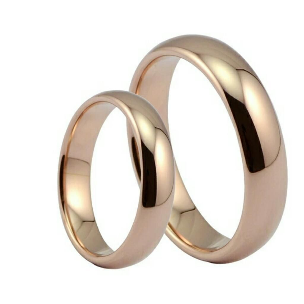 Aros de Matrimonio Oro 18k Y 24k Boda Anillos Mujer Hombre Belleza Amor Regalo Celular Ps4