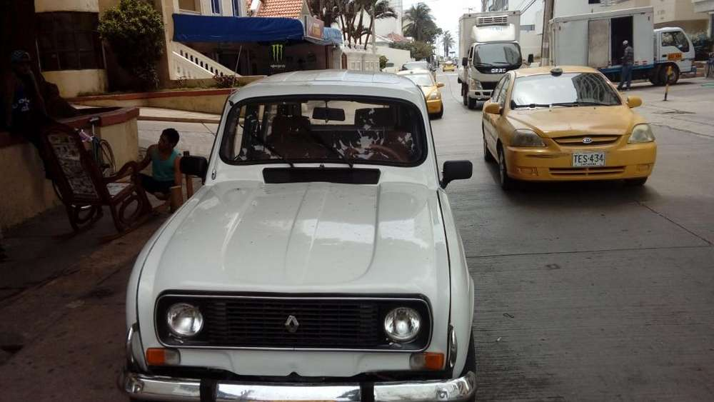 Renault R4  1983 - 1239 km