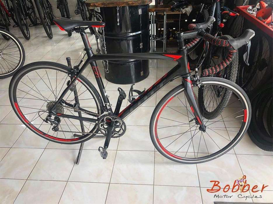 Bicicleta Scott Endurance de ruta semi nueva talla M
