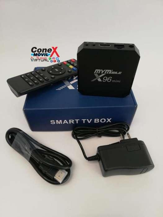Tv Box X96mini Android - Oferta!