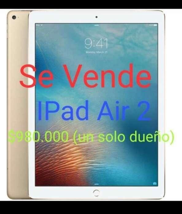 Vendo iPad Air 2 Wifi 16Gb