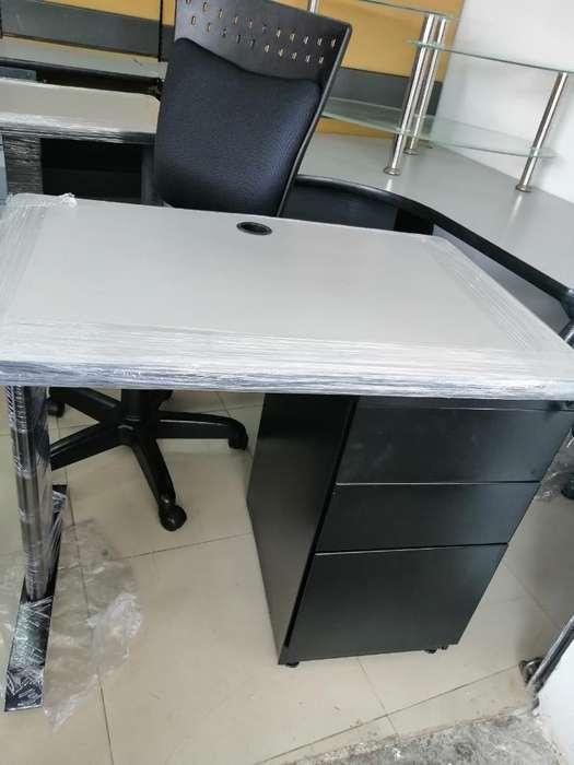 <strong>escritorio</strong>s Modulares de 1 Metro