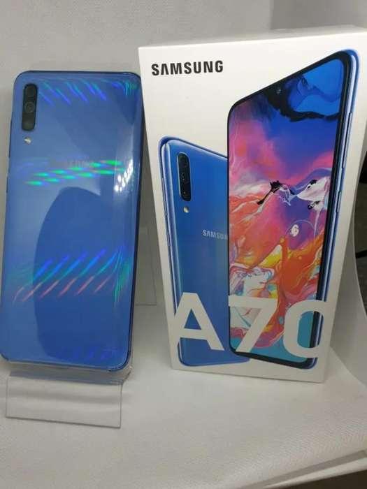 Samsung Galaxy A70 128gb Precio Fijo