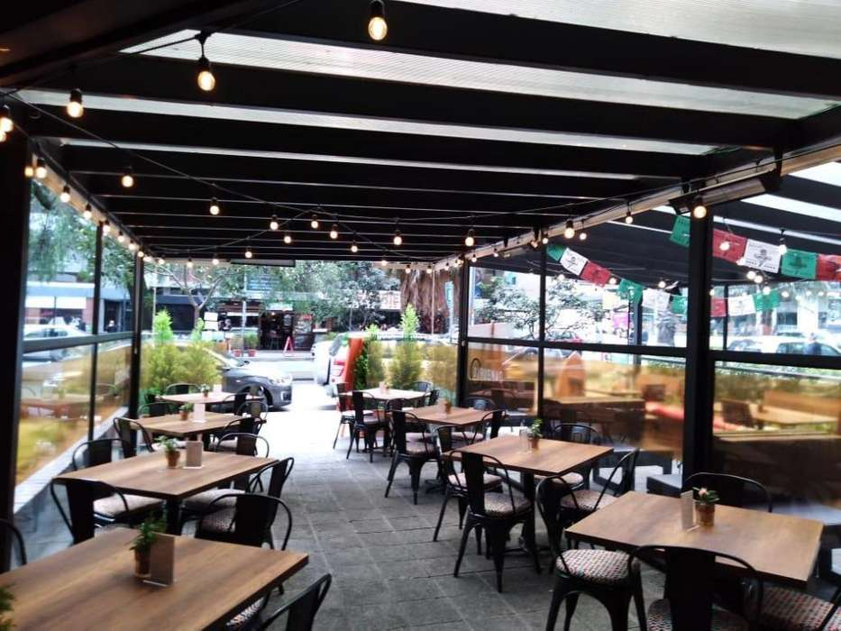 Restaurant De Venta en La Republica De El Salvador La Carolina centro norte de Quito Cod: V139