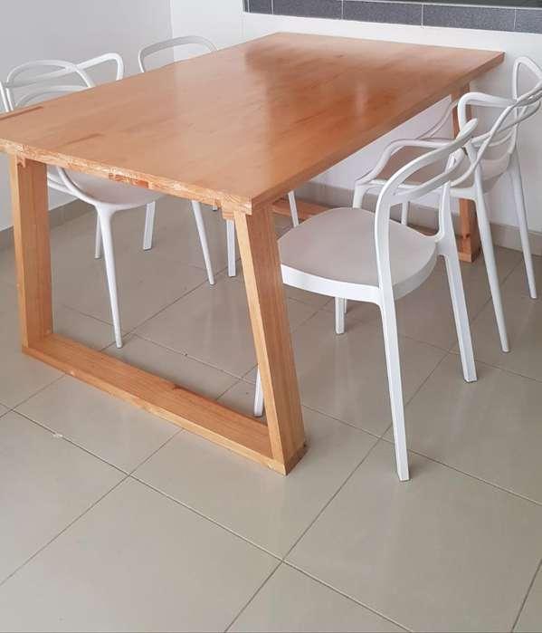 Comedores en pino: Muebles en venta en Valle del Cauca | OLX