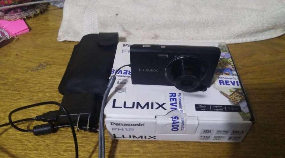 Camara Digital Panasonic Lumix