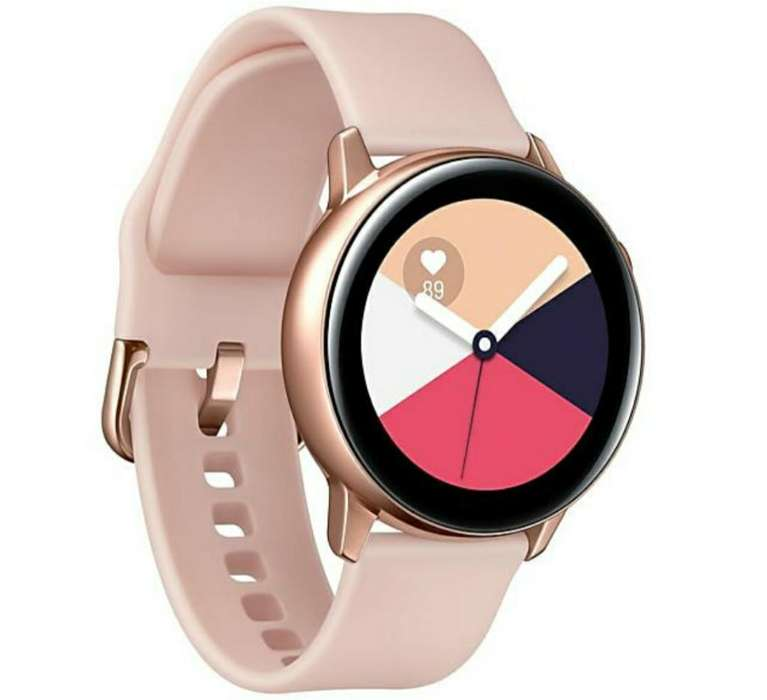 Samsung Galaxy Watch Active Rosado