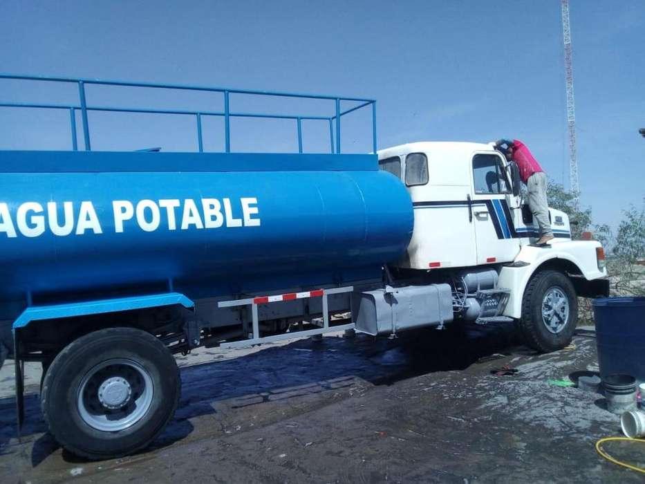Transporte de Agua Potable