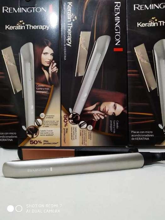 Plancha Remington Keratin Therapy