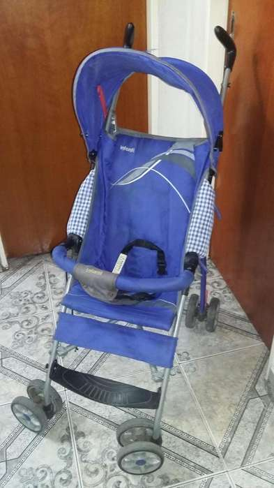 Cochecito Paraguitas Infanti Usado con cobertor de REGALO!!!