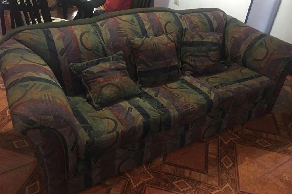 Muebles de Sala 3 Piezas