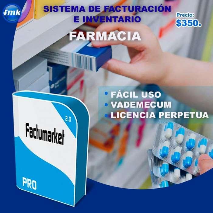 Sistema De Facturación Punto De Venta farmacia Ecuador