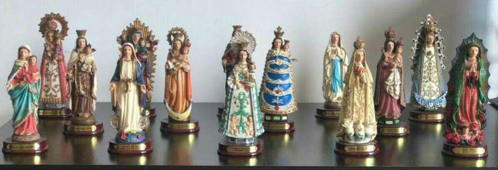 Colección 14 Virgenes Antiguas