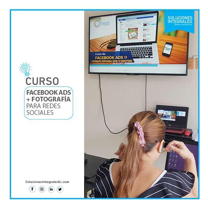 CURSO FACEBOOK ADS FOTOGRAFÍA PARA REDES SOCIALES