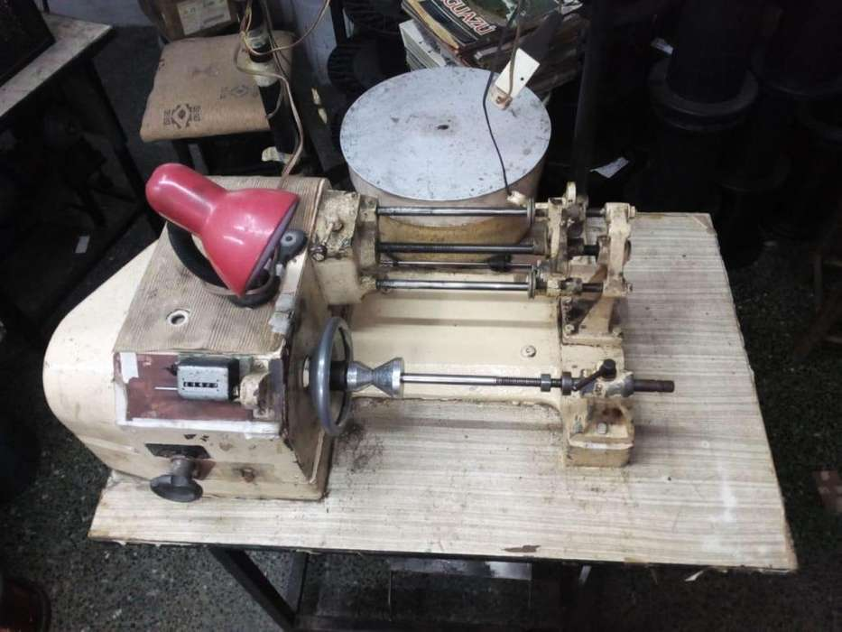 Máquina de bobinar