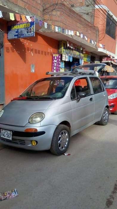 Daewoo Matiz 2000 - 100 km