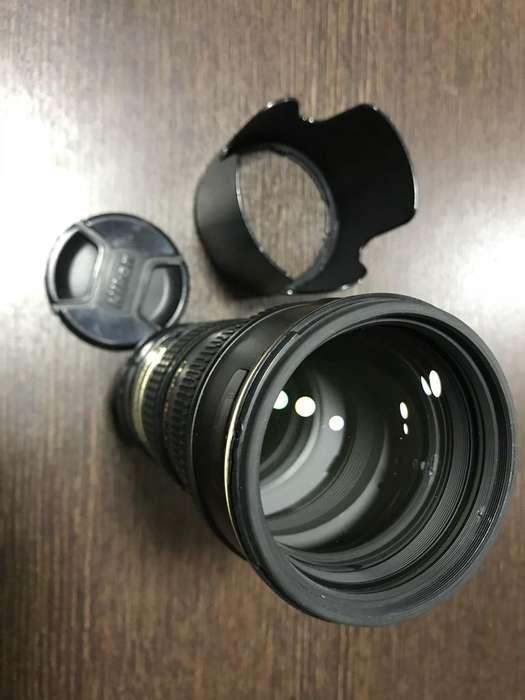 Lente Nikon 70200 F2.8 PRO