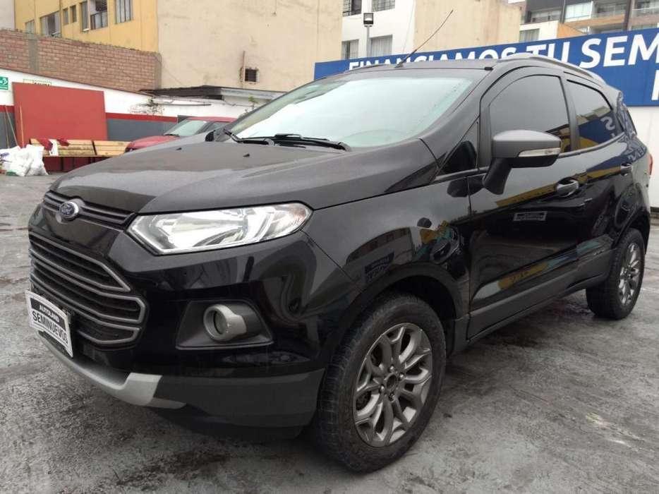 Ford Ecosport 2013 - 64000 km