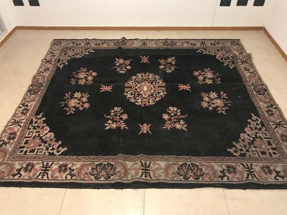 Alfombra Carpeta Persa 2,4 x 2,4 metros