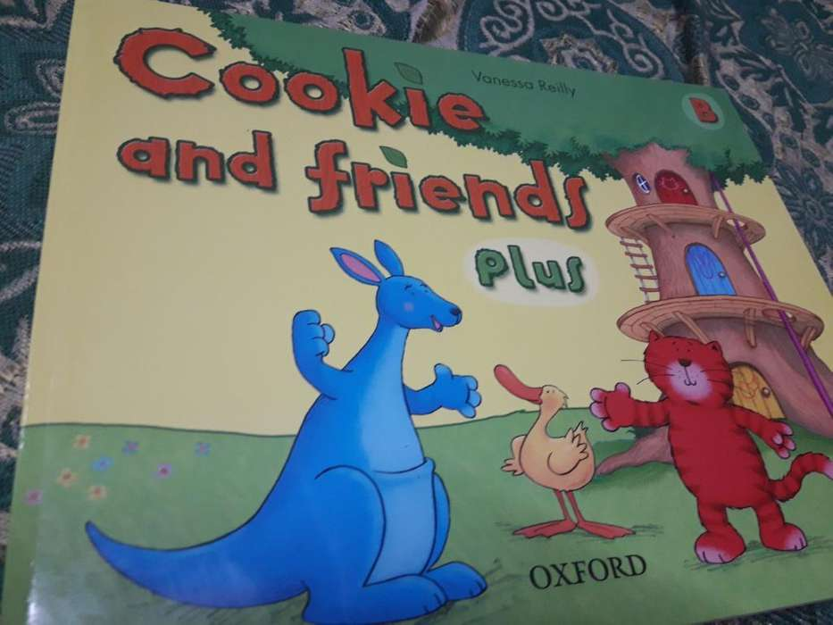 Libro de Ingles Cookie And Friends Plus