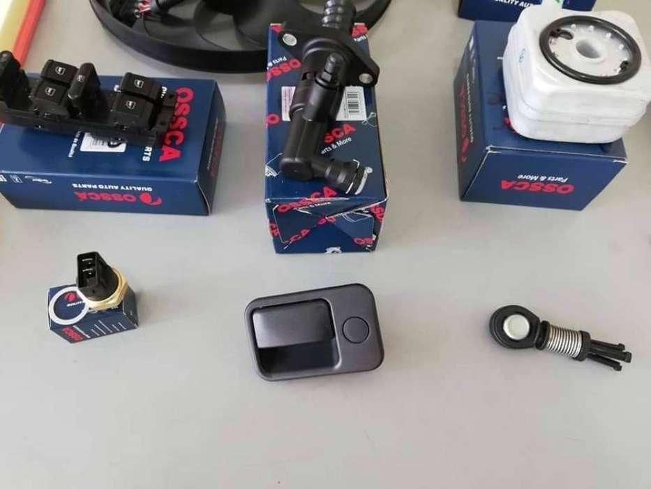 REPUESTOS Y <strong>accesorios</strong> VOLKSWAGEN & SKODA CHECOWAGEN