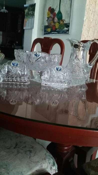 Adornos Cristal Bohemia