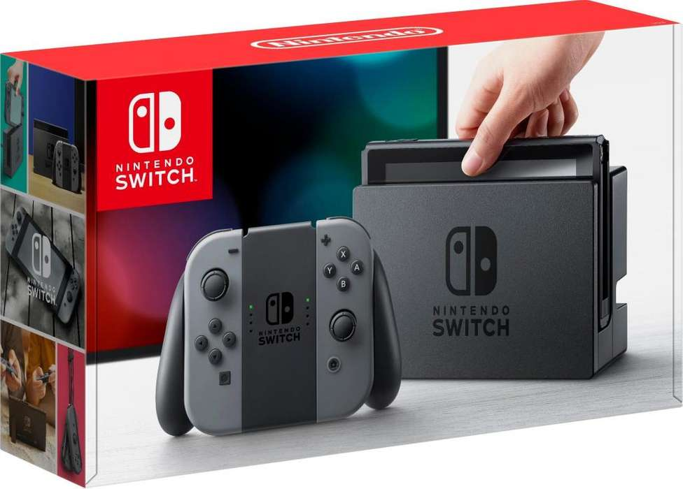Nintendo Switch original nueva barata